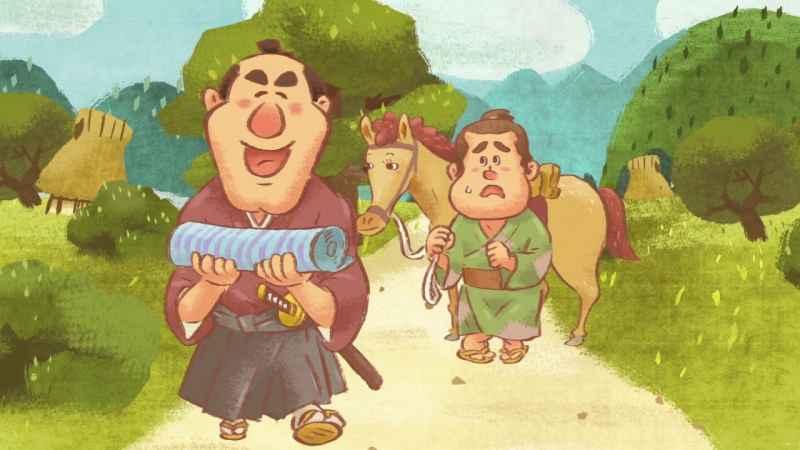 【デリケアM's】日本股間昔ばなし/第五話「浦股間島太郎」 ・第六話「わら股間しべ長者」